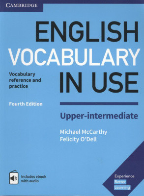 Vocabulary in Use 4th Edition Upper-Intermediate with Answers and Enhanced eBook