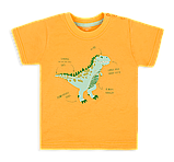 Детская футболка для мальчика FT-20-13-3 *Технозавр* (рр.86-98), фото 2