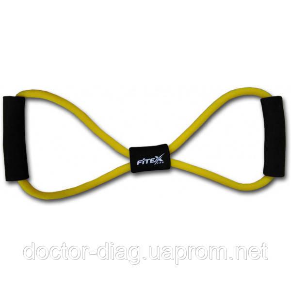 """Fitex Эспандер трубчатый - """"восьмерка"""" Fitex (MD1301-M)"""