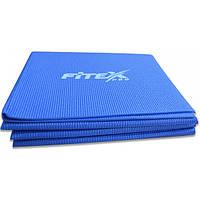 Fitex Мат для йоги складной Fitex MD9034