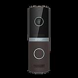 Комплект видеодомофона Arny AVD-7030 1MPX IPS 7''  Графит / Коричневый (arny-000143), фото 2