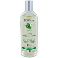 Logona Logona БИО-Тоник очищаючий для нормальной и комбинированной кожи Мята (125 мл)