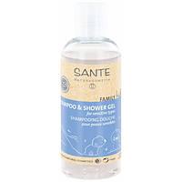Sante Sante БИО-Шампунь для волос и тела Family Kids Sensitive (200 мл)