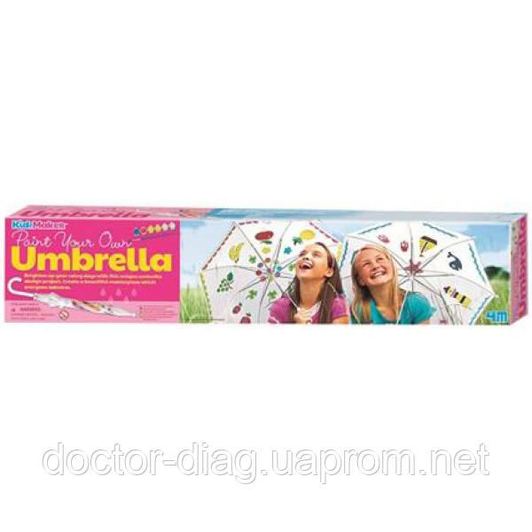 4M Набор 4M Разрисуй зонтик (00-04584)