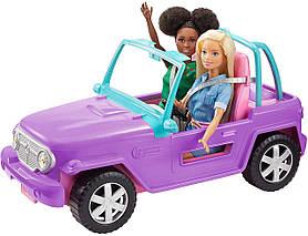 Машинка Barbie Джип Внедорожник Барби GMT46