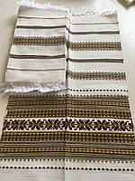 Набір тканих серветок на стіл 6+1