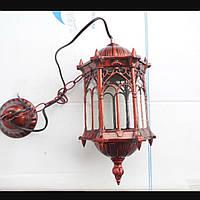 Садово-парковый светильник античного стиля