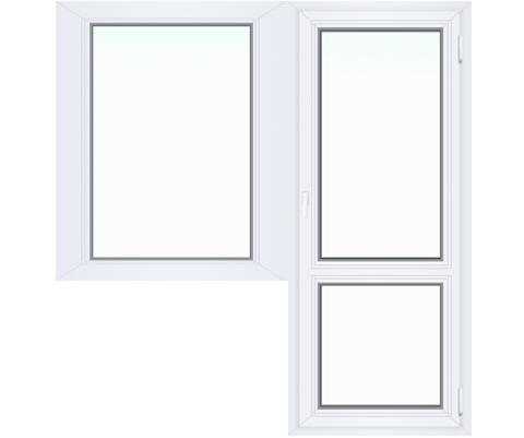 Балконный блок Olimpia
