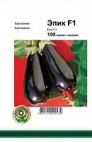 Баклажан Епік F1 100 насінин, фото 1