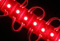 Светодиодный модуль smd 5050 красный 1 диод, фото 1