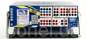 Вимірювач параметрів пристроїв релейного захисту DRTS 64
