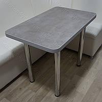 Стол для кухни 940х595х38 мм. Egger F186/ST9/R3-1U Бетон Чикаго светло-серый