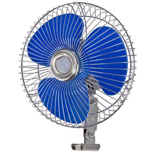 """Вентилятор 8"""" ВН.12.805/HF-305 метал. 12 В (HF-305-12)"""