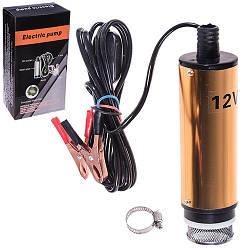 Насос для перекачки топлива 24V с фильтром 44721 (24V)