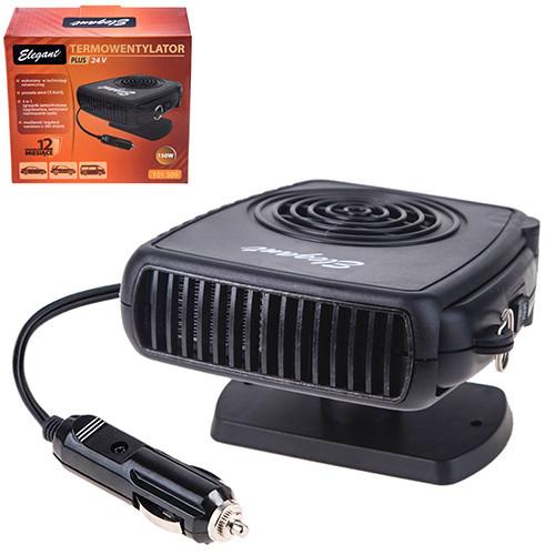 Тепловентилятор EL 101 509 150W обогревобдув 3м кабель 24V (EL 101 509)