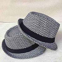Шляпа молодежная челинтано Размер  54,56,57,58