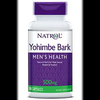 Natrol Yohimbe 500 mg 90 капсул