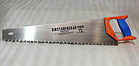Ножовка ИЖ  по дереву, шаг 8 мм, 500 мм