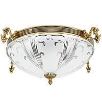 Люстра классическая припотолочная в форме чаши Nowodvorski 4398 PIREUS