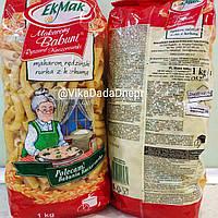 Паста твердых сортов Ekmak Makarony Babuni Redzinski макароны 1 кг, фото 1