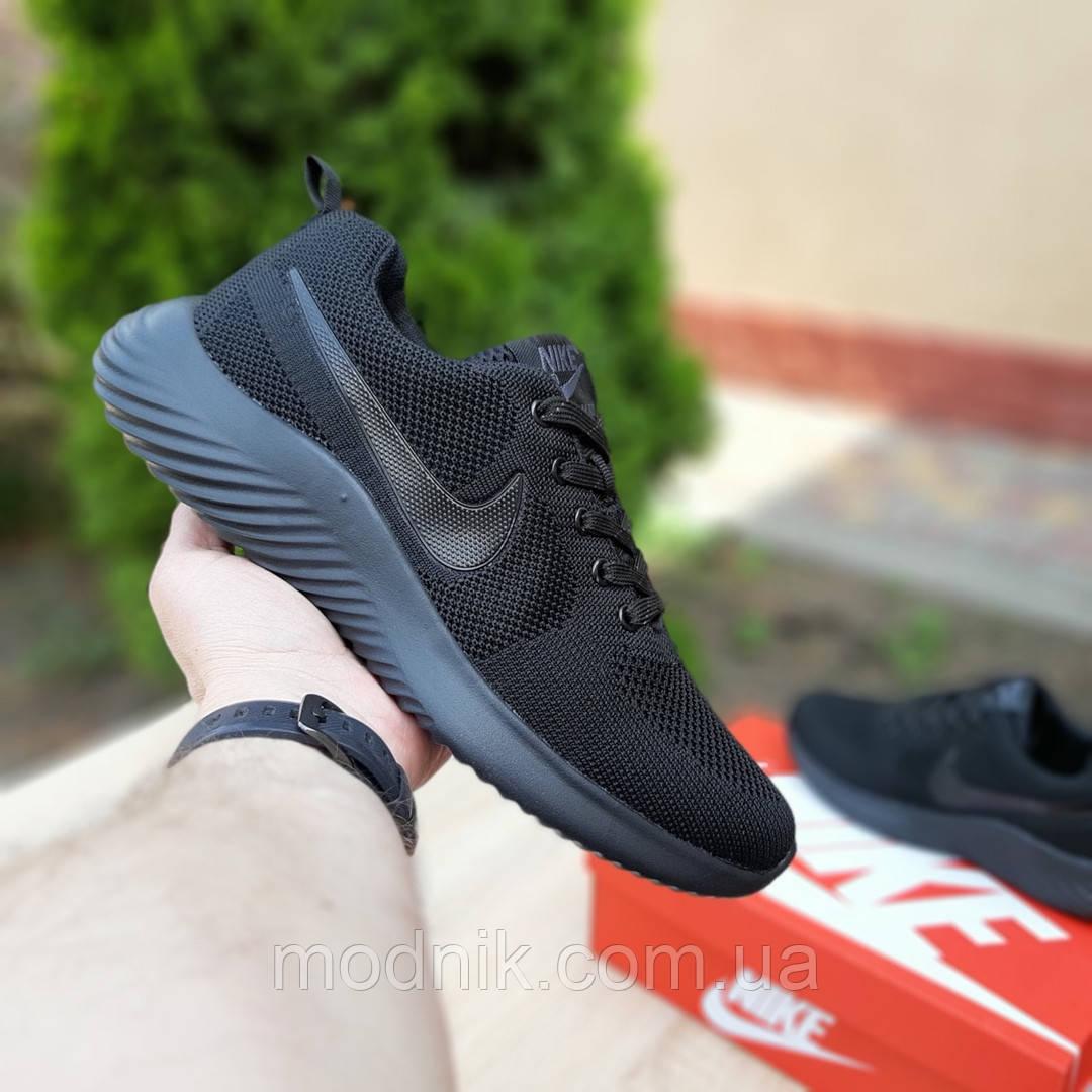 Мужские кроссовки Nike Air Max (черные) 10127