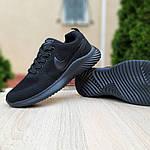 Мужские кроссовки Nike Air Max (черные) 10127, фото 3