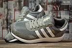 Мужские кроссовки Adidas Iniki Runner (черно/белые) KS 1455, фото 8