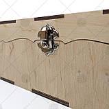 Двоярусний органайзер для вишивання бісером чи хрестиком Органайзер_205, фото 5