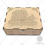 Двоярусний органайзер для вишивання бісером чи хрестиком Органайзер_205, фото 2
