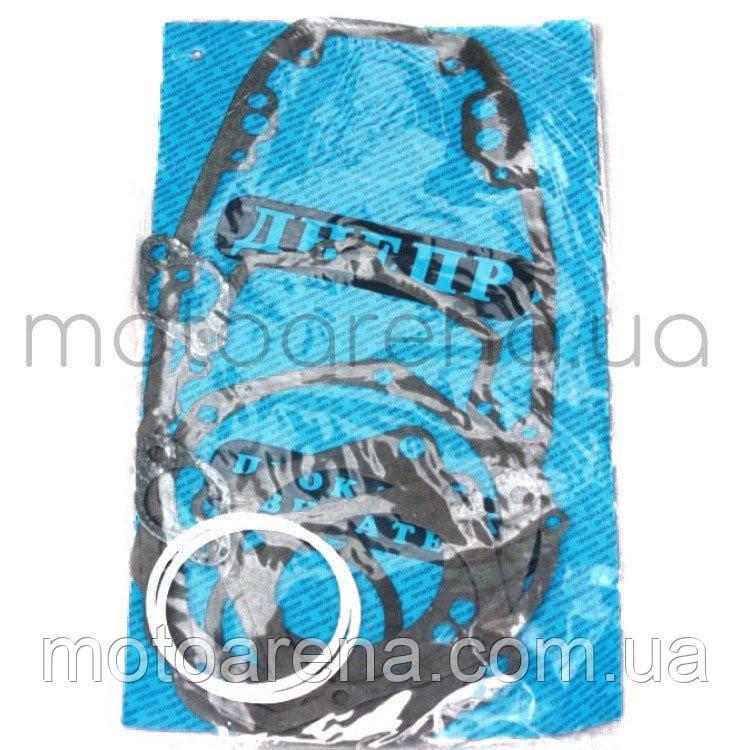 Набор прокладок двигателя Мт/Днепр (бумага-паранит)