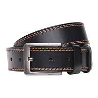 Мужской кожаный ремень Borsa Leather br-vn-lbelt1