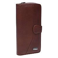 Женский кожаный кошелек Horse Imperial K11090-brown