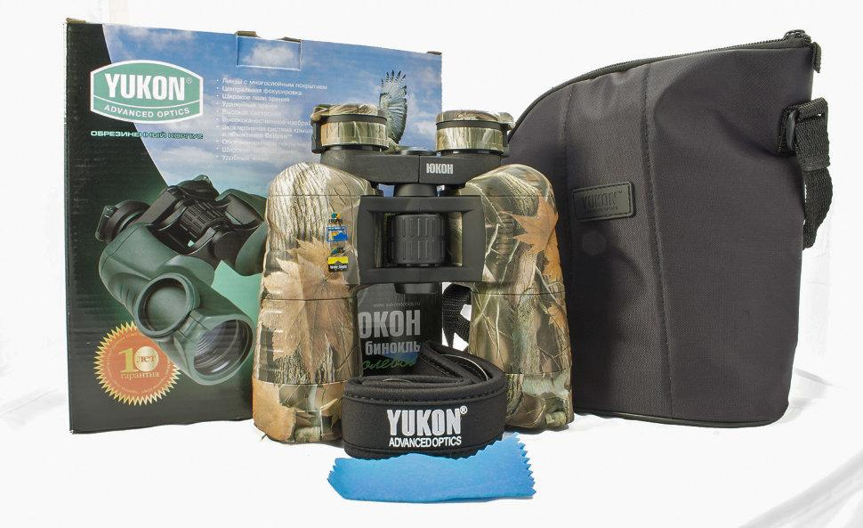 Бинокль Yukon (Юкон) 16x50 Woodworth