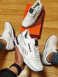 Мужские кроссовки Reebok Classic (белые) 45, 46 размер, фото 3