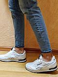 Мужские кроссовки Reebok Classic (белые) 45, 46 размер, фото 4