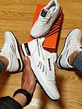 Мужские кроссовки Reebok Classic (белые) 45, 46 размер, фото 2
