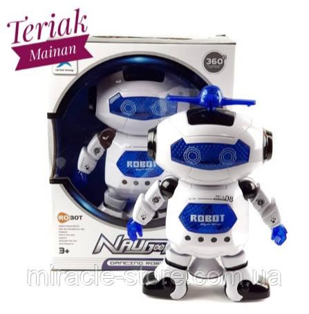 Танцюючий Робот зі Світлом і музикою Naughty Dancing Robot