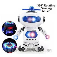 Танцюючий Робот зі Світлом і музикою Naughty Dancing Robot, фото 3