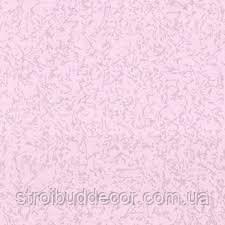 Обои бумажные простые  Шарм 0,53*10,05 розовый мрамор  потолок, стена