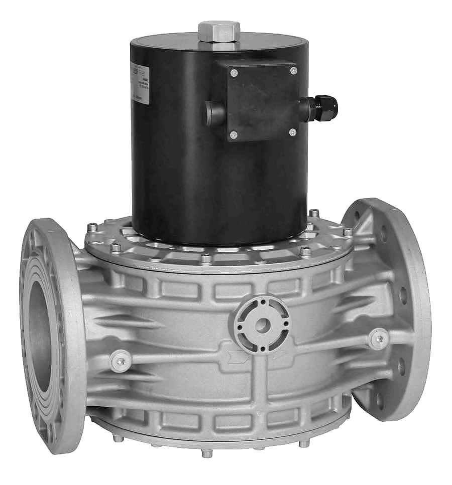 Электромагнитный клапан EVP/NC, DN100, P=360 mbar (MADAS)
