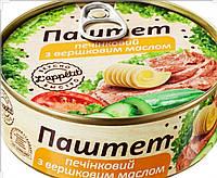 Паштет Lappeti печёночный со сливочным маслом 240 грамм