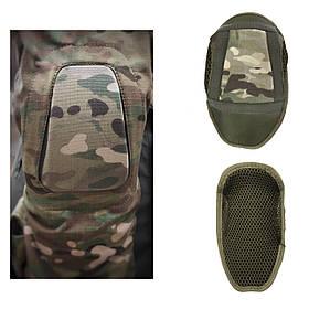 Наколенники-вставки Combat pads