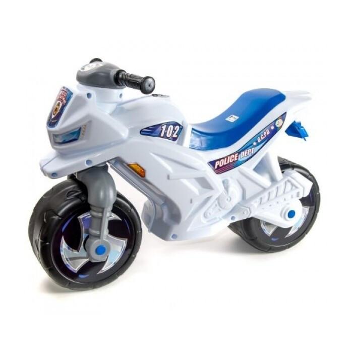 Мотоцикл Orion 501W Белый, полиция
