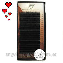 РЕСНИЦЫ I-BEAUTY PREMIUM, 20 ЛИНИЙ L  0.085 (10 мм)