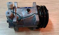 Компрессор кондиционера комбайна CL5H14 пяти поршневый