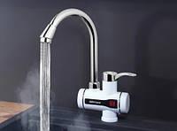 Delimano Кран c экраном проточный водонагреватель дисплеем, Делимано кран,