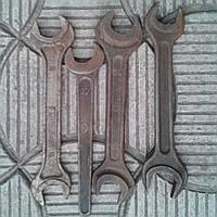 Ключ рожковый 27х30мм