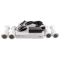 Комплект видеонаблюдения IP Green Vision GV-IP-K-S31/04 1080P