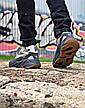 Кроссовки мужские Adidas Yeezy Boots 700 черные - серые (Top replic), фото 6