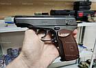Пневматический пистолет Borner ПМ 49 (Makarov), фото 2